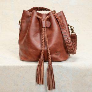 Farrah Bucket Bag