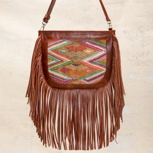 Petra Fringe Bags